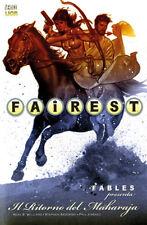 RW Lion - Fables presenta Fairest 3 - Il Ritorno Del Maharaja - Nuovo !!!