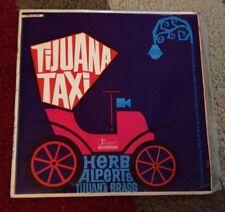 Herb Alpert - Tijuana Taxi 7' Vinyl EP Record