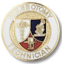 Phlebotomy Technician Pin Model: 1058