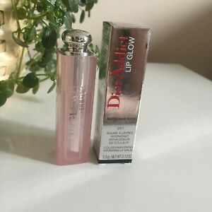 Dior Addict  Lip Glow 3.5g Full Size Pink or Coral - Brand New In Box SALE