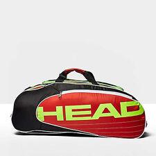 Head Elite All Court Bag Large - BlackRedLime Brand NWT's