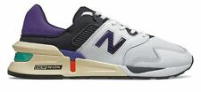 New Balance Men's 997 Sport Shoes White with Blue