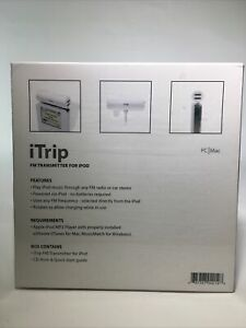 Griffin iTrip FM Transmitter for 1G & 2G iPod New Sealed