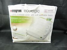 Monogram by Beurer Ecologic Heated Mattress Cover-Double Size.