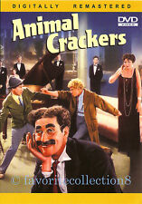 Animal Crackers (1930) - The Marx Brothers - DVD NEW