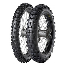 Coppia gomme pneumatici Dunlop Geomax Enduro 90/90-21 54R (S) 140/80-18 70R (M)