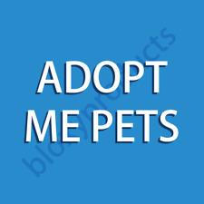 Adopt Me Pets   Huge Updated Stock   Lot of Neons   Normal   FR   R   NFR   MFR