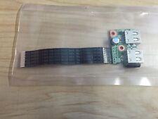 HP COMPAQ 650 655 ORIGINALE DUAL USB SERIES Bordo & Cavo 01016YY00-36V-G