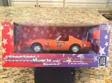 2003 ERTL American Muscle 1:18th 1968 Corvette Coupe World Series Detroit Tigers