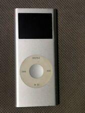 Ipod nano 4 GB Apple grigio lettore mp3