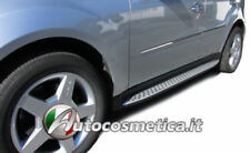 PEDANE LATERALI Mercedes ML W164 Classe M 05-11 SOTTO PORTA BELLISSIME