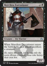 Merciless Executioner NM X4 Fate Reforged MTG Magic Cards Black Uncommon