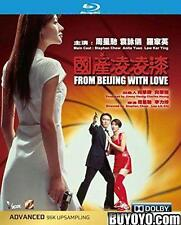 From Beijing With Love Stephen Chow Anita Yuen Eng Sub Region FREE Blu-ray