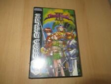 Jeux vidéo pour Jeu de rôle et Sega Saturn PAL