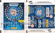 "RARE !! Pochette FASE 3 ""CAMPEONATO BRASILEIRO 2016 packet, tüte, bustina PANINI"
