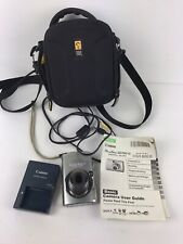 Canon PowerShot Digital ELPH SD700 IS 6.0MP Digital Camera *Tested*