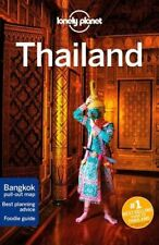 NEW Thailand By Lonely Planet Travel Guide Paperback Free Shipping