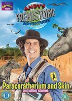Andy's Prehistoric Adventures  Paraceratherium and Skin (BBC)  Vol 3 [DVD]