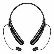 LG Tone Pro HBS-750 Wireless Bluetooth Headphones Stereo Headset (BLACK)