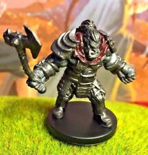 Orc D&D Miniature Dungeons Dragons pathfinder menagerie 13 barbarian fighter A