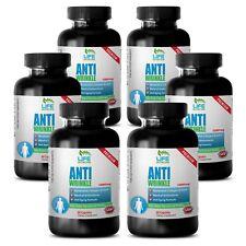 Amino Acids Powder Capsules - Anti-Wrinkle 1400mg - Aloe Vera Tablets 6B