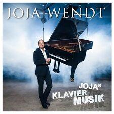 JOJA WENDT - KLAVIERMUSIK  CD NEU