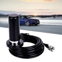 Dual-Band Antenna W/ Magnetic Mount PL-259 UHF Set For Car Mobile Radio BJ-218