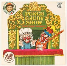 Punch And Judy Show With  Bobby Bennett Vinyl Record