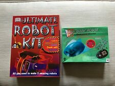 Robot Kits - Set of 2 Science, Educational & Construction Toys - Free Delivery