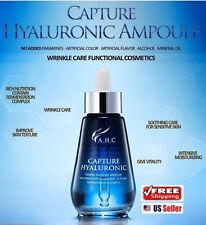 AHC Capture Hyaluronic Ampoule 50ml, Korean Cosmetic, Skincare, Moisture, Serum