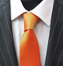 Tie Neck tie with Handkerchief Deep Gold