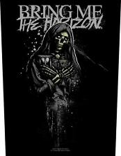 BRING ME THE HORIZON - Death Rückenaufnäher Backpatch