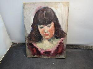 original painting by listed artist LoMonaco