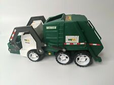 Matchbox 2005 Waste Management Plastic Garbage Trash Truck Sounds NEW BATTERIES