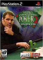 World Championship Poker 2 with Howard Lederer - PlayStation 2