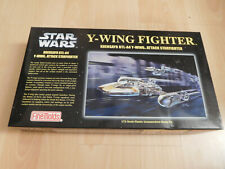 1-72 FINE MOLDS Y-WING FIGHTER STAR WARS