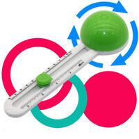 Round Paper Cutter Scissors Cutter Cut Paste Circle Paper Craft Tools Circular