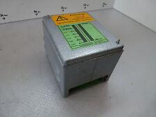 Transformator Nr. 207 123 Sicherungen Prim 200-220V/350 420V Sek 0,63A