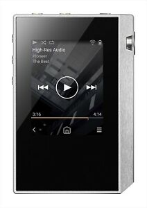 Pioneer XDP-30R(S) Hi-Res Digital Audio Player Private Silver 16GB Japan NEW
