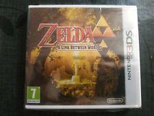 Zelda : A Link Between Worlds - Nintendo 3DS - Comme Neuf - PAL FR - Edition Ori