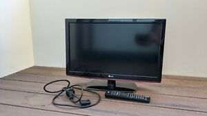 LG 22'' (55cm) HD LCD TV with Built In HD Tuner and remote, Model 22LD350