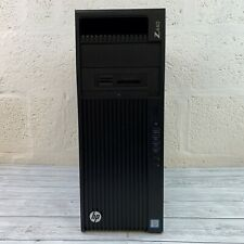HP Z440 Desktop Workstation - Xeon E5-1603V4 2.8 GHz - 16 GB DDR4 - 250 GB SSD