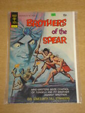 BROTHERS OF THE SPEAR #4 VFN (8.0) GOLD KEY COMICS MARCH 1973