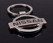 NISSAN Metal car styling key ring key chain Key-chain fob holder car accessories