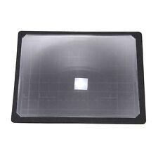Yanke Super Bright Fresnel CL Ground Glass For 4X5 Photo Camera Accessory New