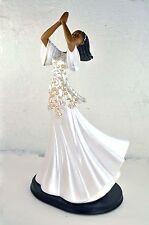 Praise Dancer Figurine: Shadiya, African American NEW (17712) 12 Inches Tall