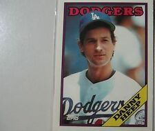 Danny Heep Dodgers 1988 Topps #753