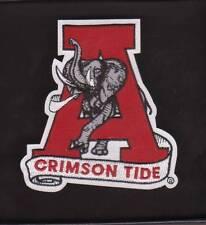 ALABAMA CRIMSON TIDE TEAM LOGO JERSEY PATCH NCAA FOOTBALL SEC PATCH