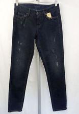 Damen-Bootcut-Jeans aus Denim mit niedriger Hosengröße 36 (en)