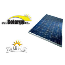 NEW Ecosolargy 230W Watt 24V Orion ECOXXXS156P-60 UL Poly 60 Cell PV Solar Panel